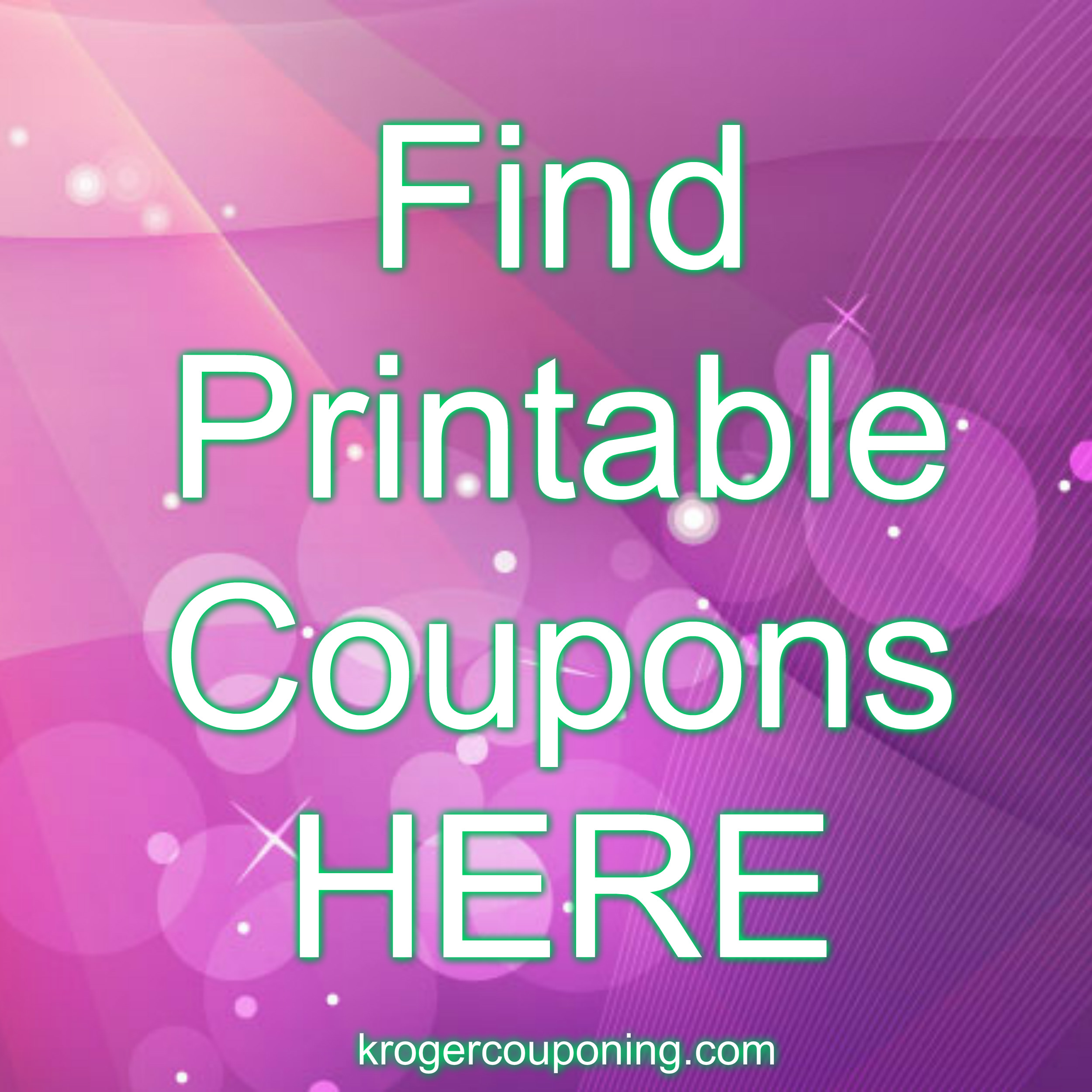 image regarding Printable Biore Coupons called Track down All Your Printable Discount coupons Listed here!! Click on For Data
