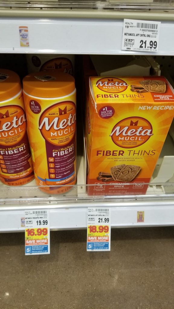 image about Metamucil Coupons Printable identify Fresh Metamucil Discount codes - Kroger Couponing