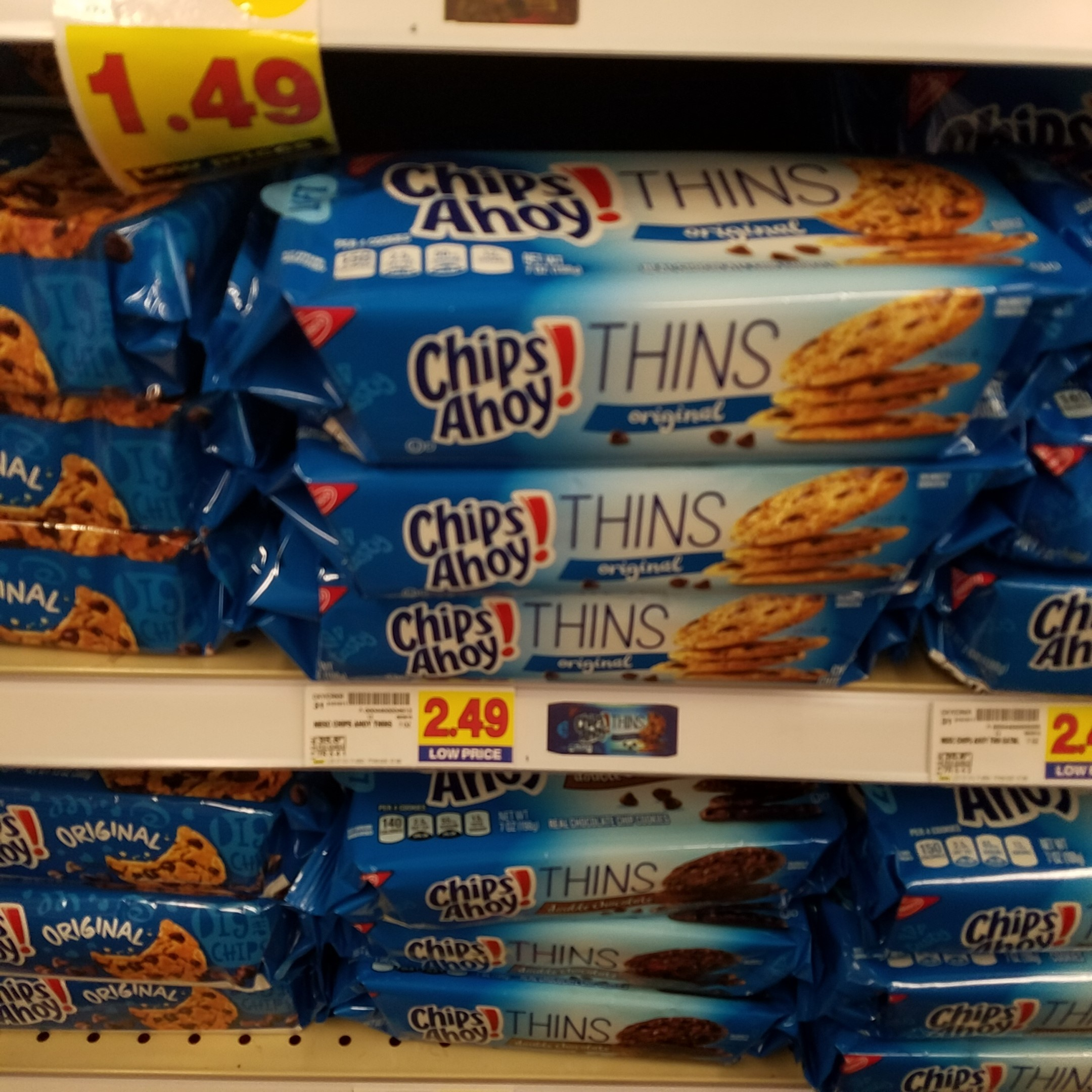 This is a graphic of Bewitching Chips Ahoy Coupons Printable
